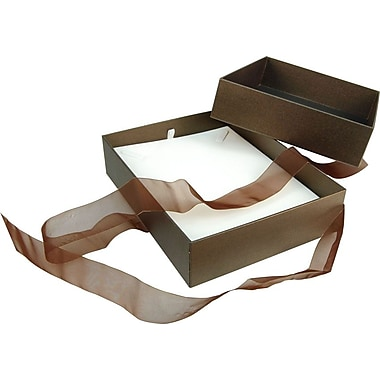 Velocity Taupe Jewellery Box, 6-1/4