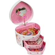 Dora Children's Jewellery Box, Pink