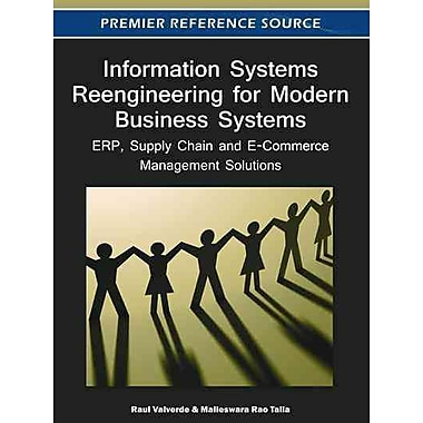 Information Systems Reengineering for Modern Business Systems