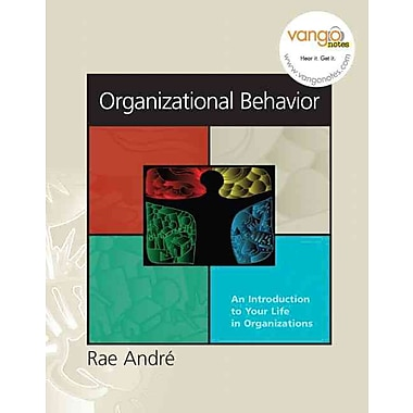 Organizational Behavior: An Introduction to Your Life in Organizations, Used Book