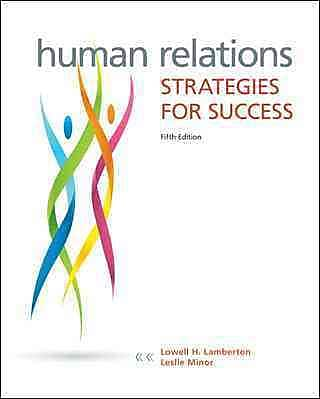Human Relations: Strategies for Success