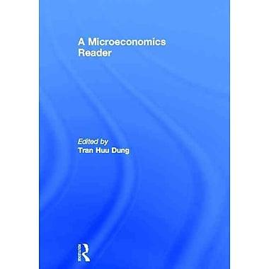 A Microeconomics Reader