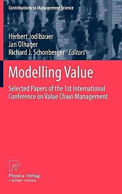 Selected Papers of the 1st International Conference on Value Chain Management