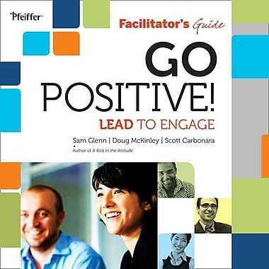 Go Positive! Lead to Engage Deluxe Facilitators Guide Set