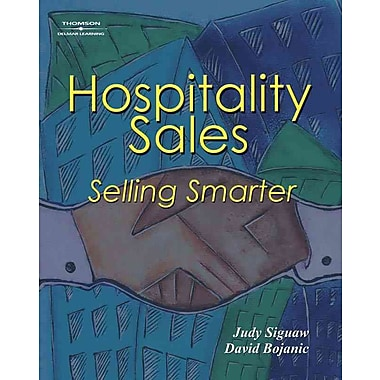 Hospitality Sales: Selling Smarter, New Book