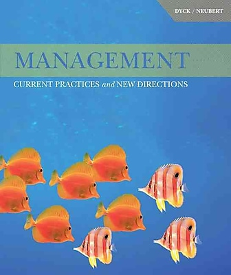 Management: Current Practices and New Directions