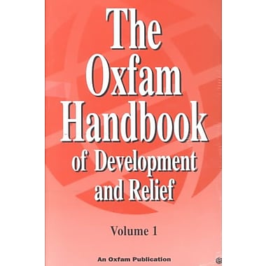 The Oxfam Handbook of Development and Relief (2-Volume set), New Book