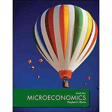 Microeconomics (McGraw-Hill Economics PB)