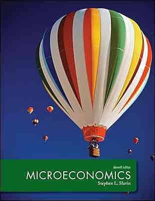 Microeconomics (McGraw-Hill Economics PB)