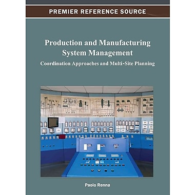 Production and Manufacturing System Management