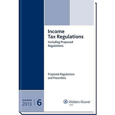 Income Tax Regulations