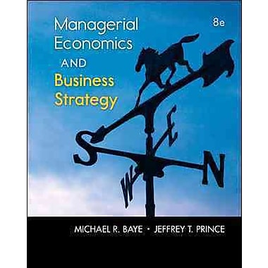 Managerial Economics (Hardcover), Used Book