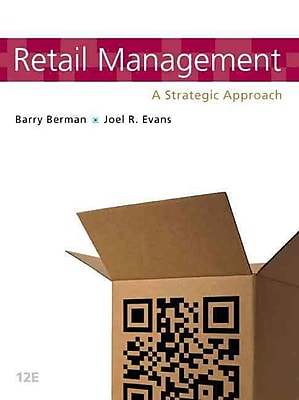 Retail Management: A Strategic Approach (12th Edition)