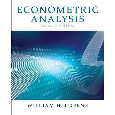 Econometric Analysis (7th Edition)