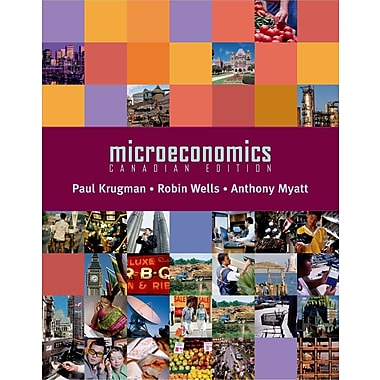 Microeconomics: Canadian Edition, Used Book