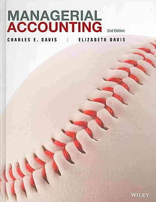 Managerial Accounting (Hardcover)