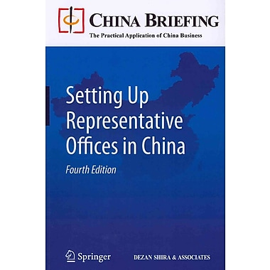 Setting Up Representative Offices in China (China Briefing)