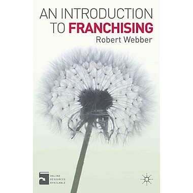An Introduction to Franchising