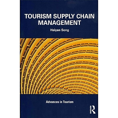 Tourism Supply Chain Management