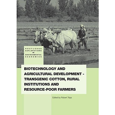 Biotechnology and Agricultural Development (Paperback)