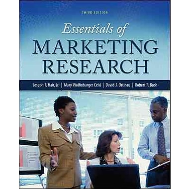 Essentials of Marketing Research, Used Book