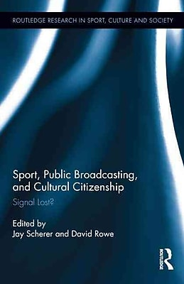 Sport, Public Broadcasting, and Cultural Citizenship
