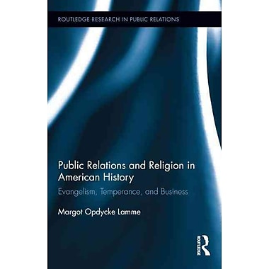 Public Relations and Religion in American History