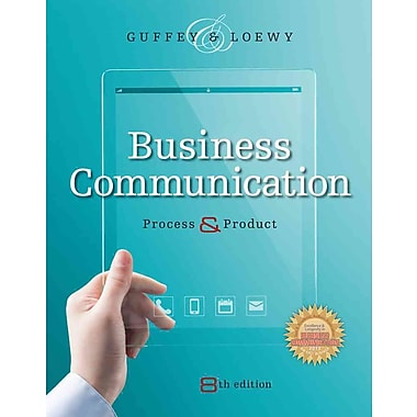 Business Communication: Process and Product (with Student Premium Website Printed Access Card), New Book