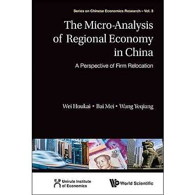 The Micro-Analysis of Regional Economy in China