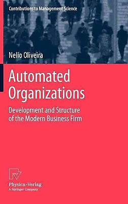 Automated Organizations