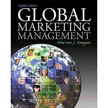 Global Marketing Management(8th Edition)