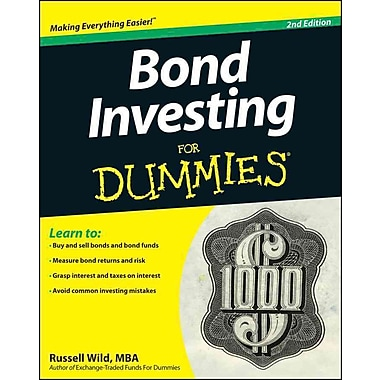 Bond Investing For Dummies