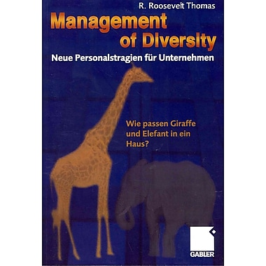 Management of Diversity: Neue Personalstrategien fUr Unternehmen (German Edition)