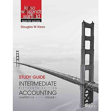 Study Guide Intermediate Accounting