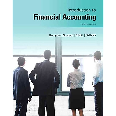 Introduction to Financial Accounting (11th Edition)