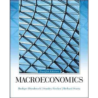 Macroeconomics (The Mcgraw-Hill Series Economics)