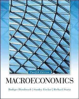 Macroeconomics (The Mcgraw-Hill Series Economics)