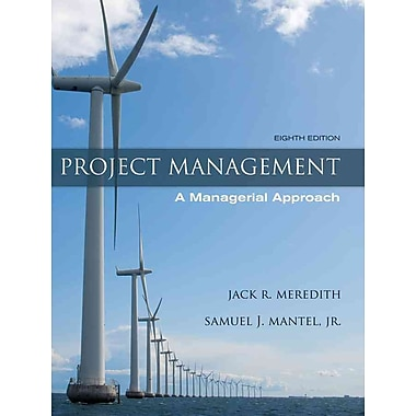 Project Management: A Managerial Approach, Used Book