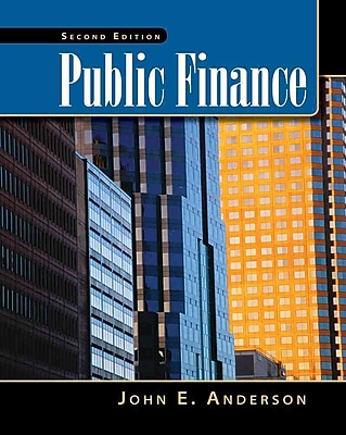 Public Finance (with InfoTrac 2-Semester and Economic Applications Printed Access Card)