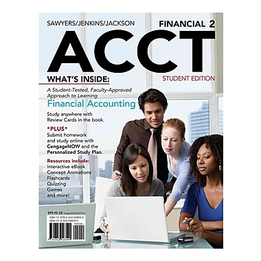 Financial ACCT2 (with CengageNOW Printed Access Card)