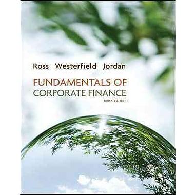 Fundamentals of Corporate Finance Alternate Edition