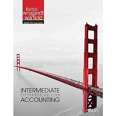 Intermediate Accounting, Used Book