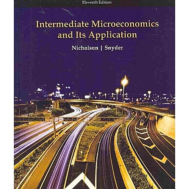 Intermediate Microeconomics and Its Application, Used Book