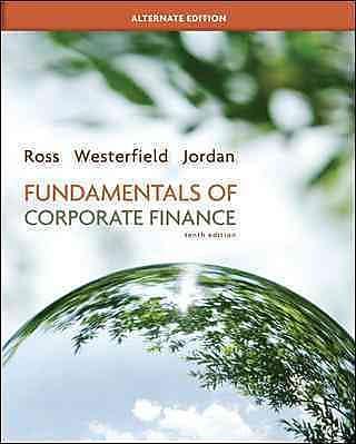 Fundamentals of Corporate Finance (HC)
