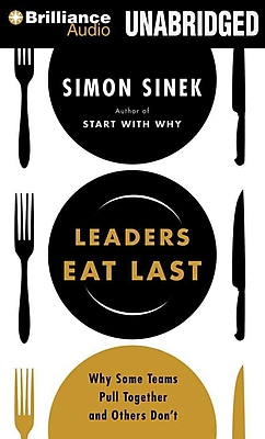 Leaders Eat Last: Why Some Teams Pull Together and Others Don't (AC)