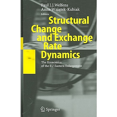 Structural Change and Exchange Rate Dynamics: The Economics of EU Eastern Enlargement