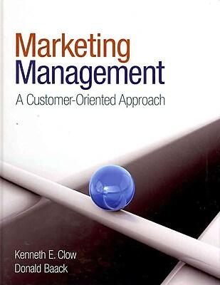 Marketing Management Hardcover