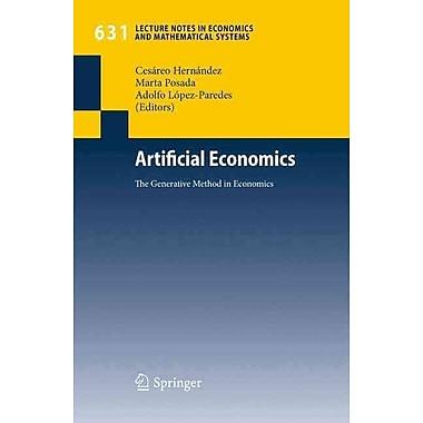 Artificial Economics: The Generative Method in Economics