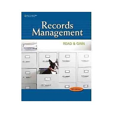 [ Simulation for Read/Ginn's Records Management ] By Read, Judy ( Author ) [ 2010 ) [ Hardcover ]
