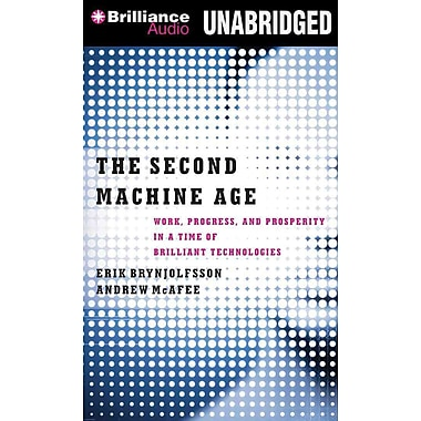 The Second Machine Age: Work, Progress, and Prosperity in a Time of Brilliant Technologies (AC)